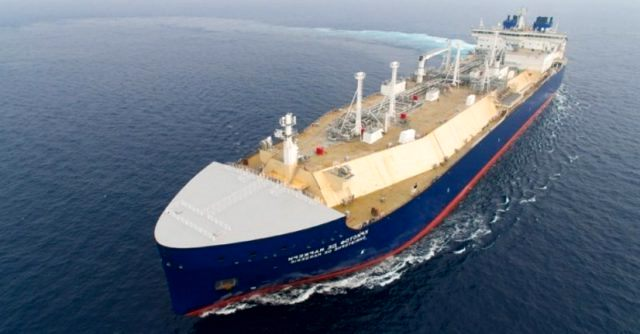 Christophe de Margerie, первый в мире ледокольный СПГ-танкер, получил груз сжиженного газа на терминале Хаммерфест (Норвегия), принадлежащем Statoil, и взял курс на Южную Корею. Порта прибытия судно достигнет, пройдя Северным морским путем.