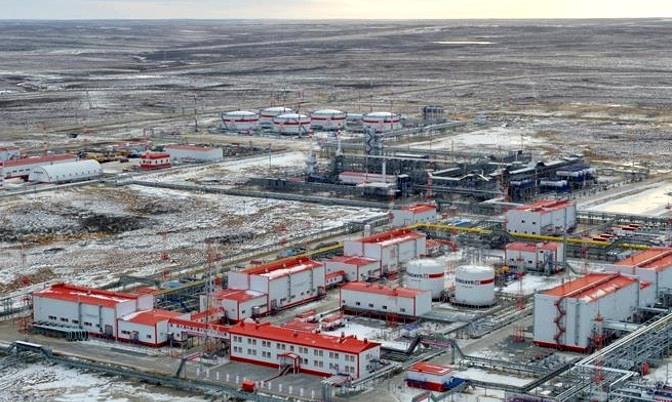 Нефтедобыча ЛУКОЙЛа на Пякяхинском нефтегазоконденсатном месторождении в ЯНАО превысила 1 млн тонн, газодобыча на этом месторождении превысила 1,3 млрд кубометров.